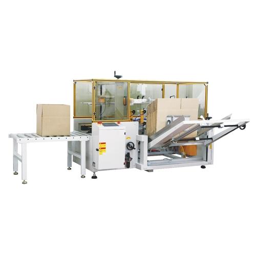中山纸箱自动成型封底机