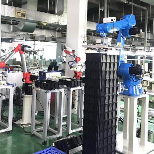 广州机器人装箱