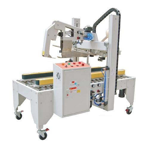 Fully Automatic Cover Folding And Sealing Machine
