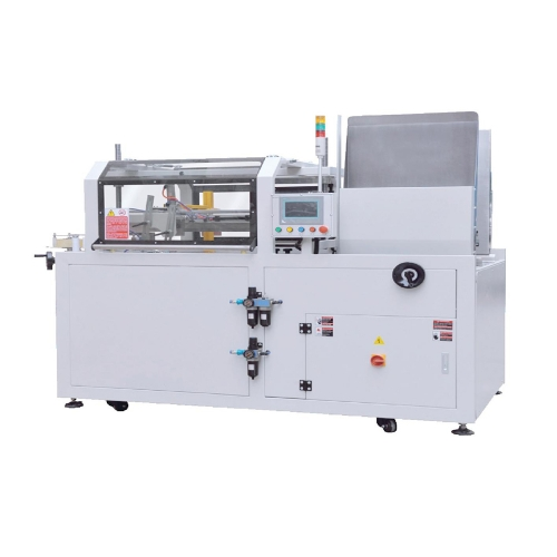 Automatic Carton Shaping And Sealing Machine
